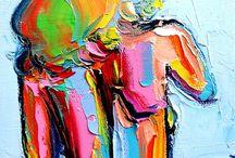 Naaktschilderijen