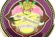 For the Sponsor / Gifts for your sponsor - birthdays, thank you's and just because.