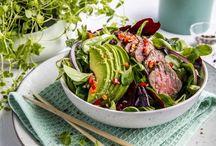 Mat - Salat og småretter