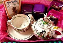 Tea Time! / Tea Cups, Tea Pots, Tea Parties etc / by Therissa