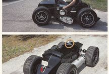 bizarre 4 wheels