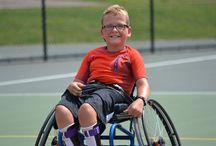 Edu Support Quad/Paraplegic