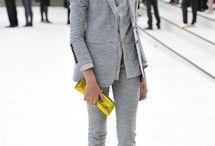 Suit&tie / Women's ties