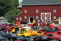 Gilmore Car Museum - Car Shows / by Gilmore Car Museum - America's Signature Collection