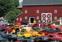 Gilmore Car Museum - Car Shows