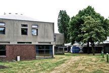 Orphanage by Aldo van Eyck