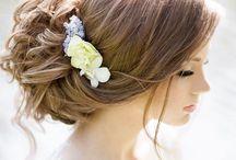 Wedding hair & makeup inspiration