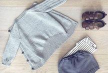 Strikkede plagg / Knitt