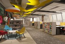 Fun Spaces / by Kylie Putman