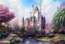 ~ Märchen ~ In einer Zeit in der das wünschen noch geholfen hatte ... ~ / Märchen und Fantasy sind für mich untrennbar.