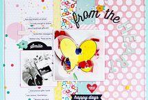Pink Paislee Hello Sunshine Collection