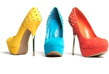 Shoes / by Ashley Beasley