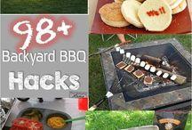My Perfect Backyard BBQ