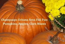 """Fall Family Fun in CU / From fall colors to corn mazes, pumpkin patches to """"spooky"""" neighborhood displays, CU knows how to put on an autumn show!"""