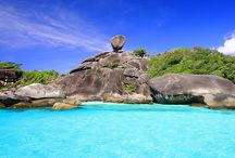Similan inseln Thailand / Similan inseln Thailand. Fur tauchen und snorchlen.