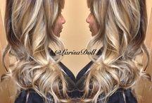 Hair styles/ colours