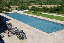 Swimming pools construction in Provence