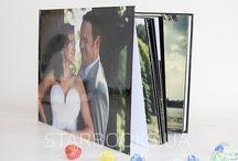 Как создать свадебную фотокнигу? / Идеи и примеры свадебных фотокниг