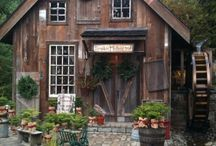 Rustic Abodes