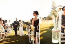 Half Moon Bay wedding / by Andrea Garabedian