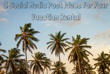 Vacation Rental Marketing News / Vacation rental managers can benefit from using inbound marketing to put heads in beds! Check out these marketing tips to grow your vacation rental.