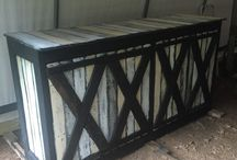 S&S Kitchen Creations / Custom made pallet creations for your kitchen.