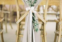 Chair Cover Ideas | Rustic & Woodland Weddings / Chair Cover Ideas | Rustic & Woodland Weddings