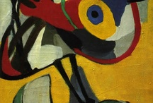 CoBrA / was a European avant-garde movement active from 1948 to 1951.