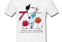 Les Shadoks et vous ! / Tee-shirt, polo, Mug, tablier...   Textiles et objets Shadoks personnalisables à retrouver sur https://www.spreadshirt.fr/cadeaux+shadoks