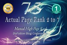 Manual DoFollow Back Links From Blog Comment Under 75 OBL / We Are Offering Manual 75 DoFollow Back Links from Blog Comment Under 75 OBL!! For Only $ 5 $. Try Our Service Once, And You Would Never Want To Go To Any Other Blog Commenting Provider.