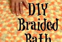 Braided Bath Rug