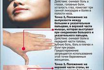 Биологически-активные точки на теле