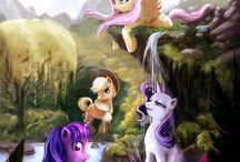 my little pony ヽ(*≧ω≦)ノ