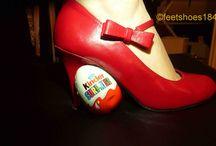 Shoes / les chaussures en tout genre