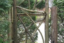 Gates, Paths. Fences and Arbors / .