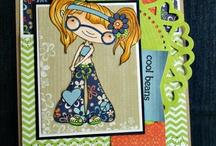 Cards: Paper Piecing