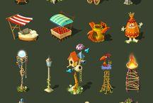 Props / Props para animacion, diseño de videojuegos, cine, etc.