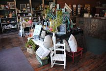 Unique Places to Shop / From farm supplies to quilting to chalk paint check out some of our local retailers.