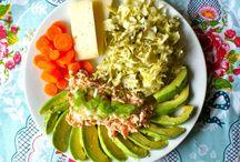 LCHF lunch
