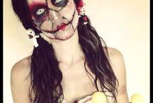 Creepy Halloween things