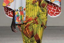 EXTRAORDINAIRE VÊTEMENTS / When my jaw drops at the sight of runway creations!