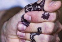 Tattoo fin