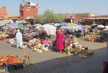 Marruecos / Turismo en Marruecos.