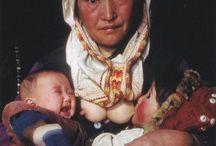 allattamento e maternage / by Irene Fornasier