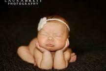 all newborn / by Traciee' Williams