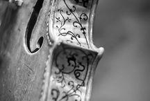 I love violon