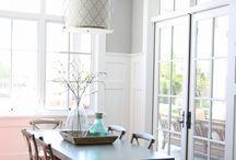 Dining Room - Design Inspiration / Sarice Amiee Interiors sariceamieeinteriors.com