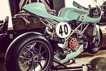 the beauty on motorcycles