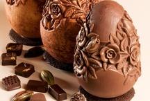 CHOCOLATES DECORADOS / by paolapamela