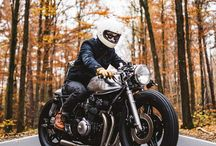 ride motorcycle